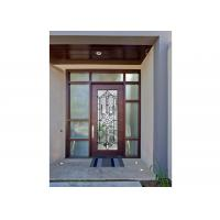 Wholesale Sidelight Glass Panels , Architectural Decorative Door Glass Panels  Glass Cabinet from china suppliers