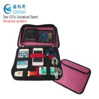 Wholesale Pink GRID Gadget Organizer / Grid It Accessory Organizer With Elastic Band from china suppliers