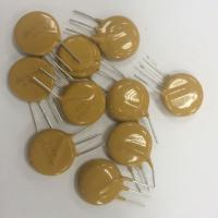 Wholesale 10mm Metal Oxide Varistor Utilize 3 Leads Overcurrent Overvoltage Protection Devices from china suppliers