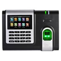 Quality HF-X628 Support Integrated Proximity or Smart Card Reader Fingerprint Attendance Firmware for sale