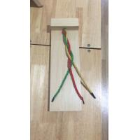 Wholesale Tiger Montessori - Braiding Board ply wood for toddler and infant from china suppliers