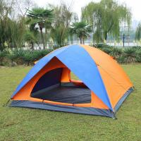 Wholesale claasical camping tent for 3-4 person  camping tent from china suppliers