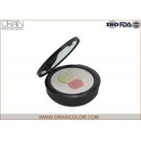 Wholesale Flower Shape Pressed Makeup Face Powder Foundation For Combination Skin from china suppliers