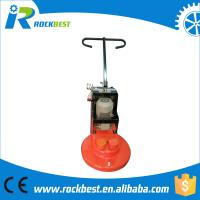 Buy cheap high speed concrete floor polisher from wholesalers