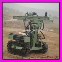 Quality crawler drill rig mining machine KY120 for sale