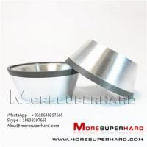 Wholesale Hybrid metal-resin diamond Wheel Alisa@moresuperhard.com from china suppliers