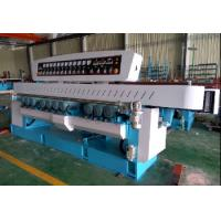 Wholesale Vertical Furniture Glass Edging Machine Straight Line 9 Spindle full of automatic from china suppliers