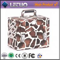 Wholesale LT-MC051 Giraffe Compact case beauty makeup cosmetic aluminum case cosmetic case and box from china suppliers