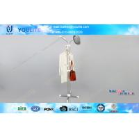 Wholesale Stainless Steel Standing Coat and Hat Stand / Clothes Tree Racks for Home Decoration from china suppliers