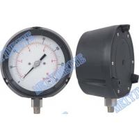 Wholesale Accurate Phenolic Pressure Gauge , Stainless Steel Pressure Gauge Connector from china suppliers