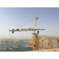 Buy cheap Manufacture QTZ7032 Topkit Tower Crane Hoisting Boom 70mts Tip Load 3.2ton from wholesalers