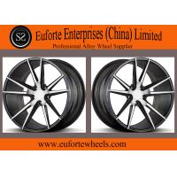 Wholesale Gloss Black Forged Aluminum Motorcycle Wheels Magnesium Car Wheels from china suppliers