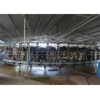 Wholesale Dried Fresh Milk Packaging Machine , Milk Powder Production Line 500kg / h Capacity from china suppliers