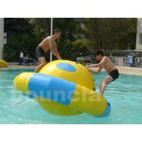 Wholesale Kids And Adults Inflatable Saturn Rocker Used In Hotel Or Family Pool from china suppliers
