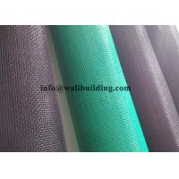 Wholesale Rust Proof 18x16 Plastic Window Screen , 100 Foot Fiberglass Screen Roll from china suppliers
