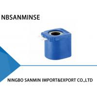 Wholesale SL133 Automobile 12 Volt Solenoid Valve Coil , Pneumatic Solenoid Coil Insert Type from china suppliers