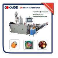 Buy cheap 5mm-14mm HDPE siliconed cored pipe extrusion machinery/China factory from wholesalers