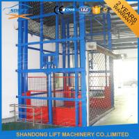 Wholesale Hydraulic Vertical Lifting Equipment , 2 Ton Warehouse Heavy Duty Lift Tables from china suppliers