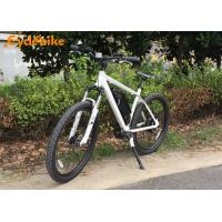 Wholesale 36v Brushless Motor Electric Street Bike / City Light Electric Bike With LCD Display from china suppliers