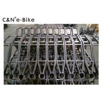 Wholesale Carbon Steel / 6061 Aluminum Electric Enduro Bike Frame , Chromoly Mountain Bike Frame from china suppliers