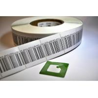 Wholesale Supermarket Anti Theft Printing EAS RF Soft Label RFID Labels With Barcode from china suppliers
