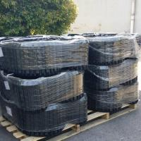 Quality Anti-Vibration Cat257b Rubber Track (381-101.6-42) for sale