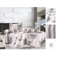 Wholesale Customized Flat Patterned Decorative Family 100 % Cotton Colorful Bedding Sets from china suppliers