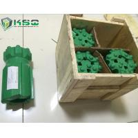 Wholesale Hard Rock Drilling Tools , Tungsten Carbide Thread Button Bit from china suppliers