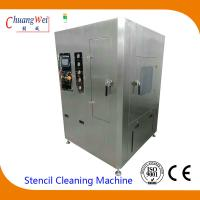 Wholesale Unique Double Four Spray Bar Cleaning System smt stencil cleaner with 2PCS 50L tanks from china suppliers