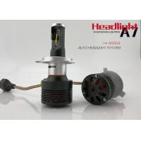 Wholesale Car Parts High Power LED Headlight 12v H4  In One 30w LED Headlight 9004 / 9007 from china suppliers