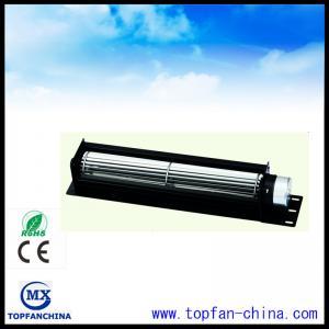 China 30mm ×190mm Fridge Cooling Fan / 30mm Series Elevator Cross Flow Fan on sale