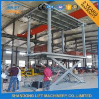 Wholesale Hydraulic Mobile Electric Car Lift For Garage from china suppliers