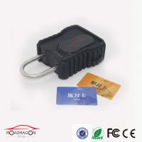 Wholesale GPS Locker GSM SIM Tracker GPS Padlock 3G Logistic Lock Alerts Security from china suppliers