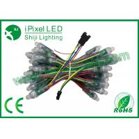 Wholesale 12mm outside string lights , Signal Break point Continuous Transmission Round LED Pixel Light from china suppliers