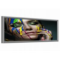 Wholesale Fabric LED Light Box Backlit Panel , Single Side Led Light Box Display For Shops from china suppliers