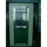 Wholesale Pharmaceutical Clean Room Self Cleaning Air Shower Room 25 m/s Air Speed from china suppliers