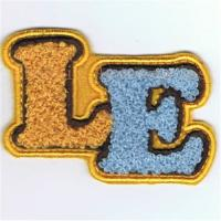 China applique patches embroidery custom embroidered patches custom embroidered patch for sale