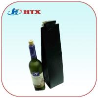 Wholesale Handbag Style Cardboard Packing Wine Box with Metal Handle from china suppliers