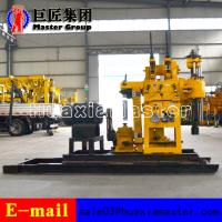 China HZ-200Y Hydraulic rotary 200meters water drilling machine for sale on sale