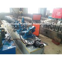 Wholesale Dry Wall Stud And Track Roll Forming Machine For U And C Section None Stop Cutting from china suppliers