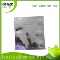 Wholesale half aluminum foil static shielding bag for electronics products from china suppliers