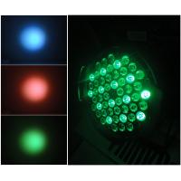Quality whole price 54pcs*1W/3W led multi par(GL-008) for sale