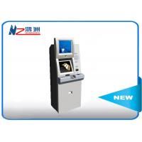 Wholesale 19 Inch Automatic Self Service Card Dispenser Kiosk With Coin Counter from china suppliers