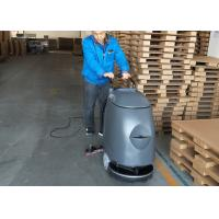 Wholesale Low Noise Hand Held Industrial Floor Scrubbing Machines Easy To Operate from china suppliers
