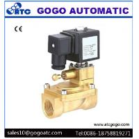 Wholesale 220v / 110v / 24v Solenoid Water Valve For Fire Fighting System 0.05 -1.6 Mpa Pressure from china suppliers