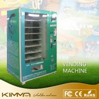 Wholesale LCD screen tampon wet tissue sanitary pad personal care products Vending Machine Dispenser by bill and coin operated from china suppliers