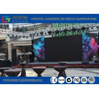 Wholesale Outdoor Full Color P5 SMD Rental Led Display 7000nts 3840Hz IP68 IP65 Waterproof from china suppliers