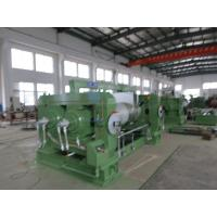 High Security Two Roll Mill For Rubber Compounding Easy