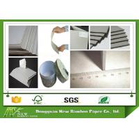 Wholesale 1600gsm / 2.63mm carton gris grey color made by laminated machine from china suppliers
