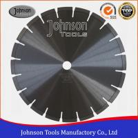 Wholesale 300mm Laser Diamond Silent Saw Blade / Fast Concrete Cutting Blade from china suppliers